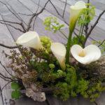 Jardin de Gassin, fleurs de saison, composition florale, bouquet